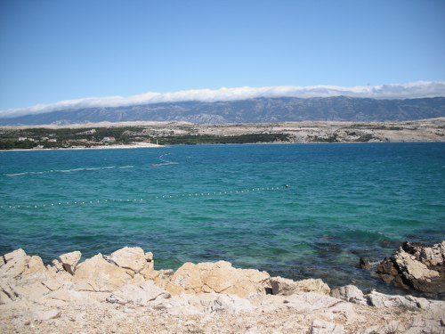 There are so many unspoiled, clear water beached in Croatia. Pag has arguably the best beaches in Croatia.