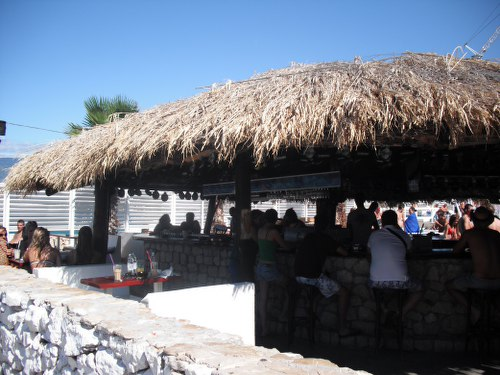 Zrce Beach Bar